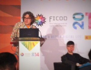 Invizimals en FICOD