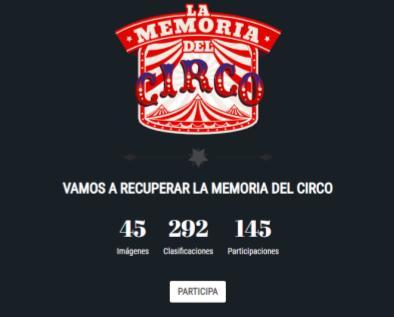 la memoria del circo